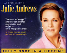 JulieAndrews Live